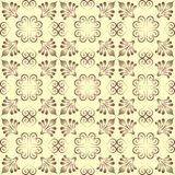 Ornament 014 - B -pattern Stock Images