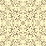 Ornament 018 - B -pattern Stock Image