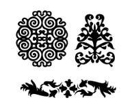 Ornament. Ethnic ornaments stock illustration