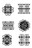 Ornament. Abstract ornaments vector illustration
