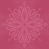 圆ornament02 免版税库存图片