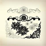 Ornament Royalty-vrije Stock Afbeelding