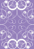 Ornament. Background for design. An abstract composition Stock Photo