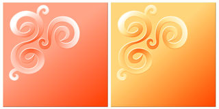 Ornament. Abstract decoration background with ornament Royalty Free Stock Images