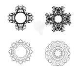 ornament abstrakcyjne Zdjęcia Royalty Free