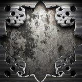 Ornament antykwarska rama Obraz Royalty Free