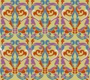 Ornament  Art Nouveau Stock Photography