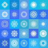 Ornament Background Stock Images