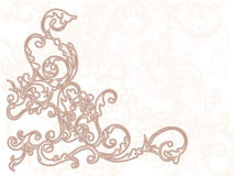 Ornament background Royalty Free Stock Image