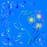 Ornament 518 ilustracja wektor