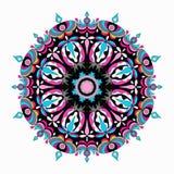 Ornament beautiful pattern with mandala. Stock Images