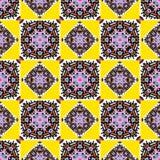 Ornament beautiful seamless pattern with mandala. beautiful background. (vector eps 10 royalty free illustration