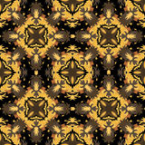 Ornament beautiful seamless pattern with mandala. beautiful background. (vector eps 10 stock illustration