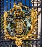 Ornament brama w Londyn zdjęcie stock