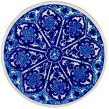 ornament ceramiczne Obrazy Royalty Free
