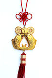 Ornament for  Chinese New Year celebration Royalty Free Stock Image