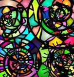 Ornament color image Stock Photo