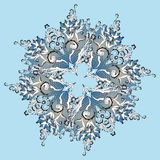 ornament dekoracyjny Zdjęcie Stock