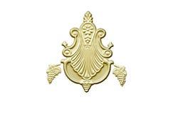 Ornament dekoracyjny dla wnętrza Obrazy Royalty Free