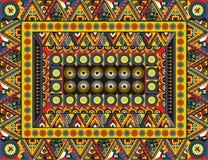 Ornament_design_pattern_shape Lizenzfreie Stockfotos