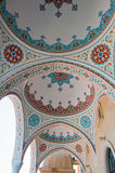 Ornament on the dome of  Blue Mosque in Manavgat, Turkey Stock Image