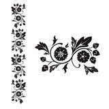 Ornament element. Vector illustration.  ornament design element. east to change color Royalty Free Stock Image