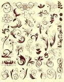 Ornament element vector. Decorative ornament element vector stylisch abstract designe vector illustration