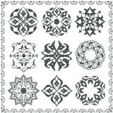 Ornament elements Royalty Free Stock Image