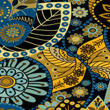 Ornament Ethnic Pattern Style Background. Vector Eps10 Royalty Free Stock Images