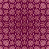 Ornament floral seamless pattern background Stock Photo