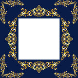 Ornament frame Stock Photography