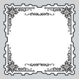 Ornament frame Stock Images