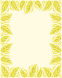 Ornament frame Royalty Free Stock Images