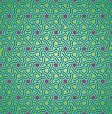 Ornament, geometric, seamless pattern Stock Image