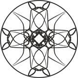 ornament gothic zdjęcia royalty free