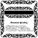 Ornament heraldic Royalty Free Stock Image