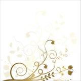 ornament kwiecisty royalty ilustracja