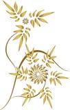 ornament kwiecisty Fotografia Stock