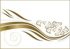 ornament kwiecisty Obraz Royalty Free