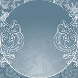 Ornament lacy background Royalty Free Stock Photography