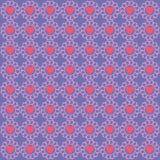 Ornament Love Pattern Background Purple vector illustration