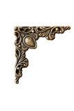 Ornament met het knippen van weg Royalty-vrije Stock Afbeelding