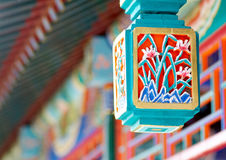 Ornament Of Chinese Antique Architecture Stock Images