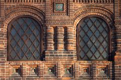 Free Ornament Of Facade Of Old Chapel Royalty Free Stock Photography - 12483867
