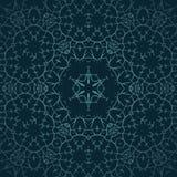 Ornament Oosterse vectorachtergrond met stammenelementen Traditioneel ornament Stock Afbeeldingen