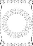 Ornament pattern Royalty Free Stock Photos