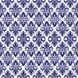 Ornament Pattern Seamless Stock Photography