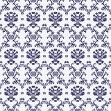 Ornament Pattern Seamless Stock Image
