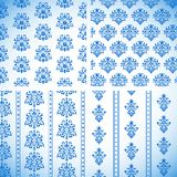 Ornament Patterns Royalty Free Stock Photos