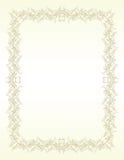 ornament ramowa ślimacznica royalty ilustracja